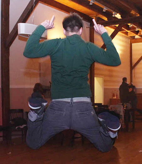 Peter fu jump